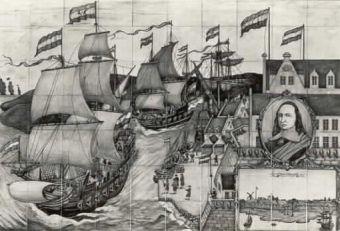 vrije wereldhandel kunst 1900